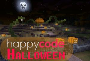 Happy Coding Club Halloween