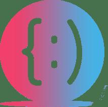 Happy Code Thank you Logo