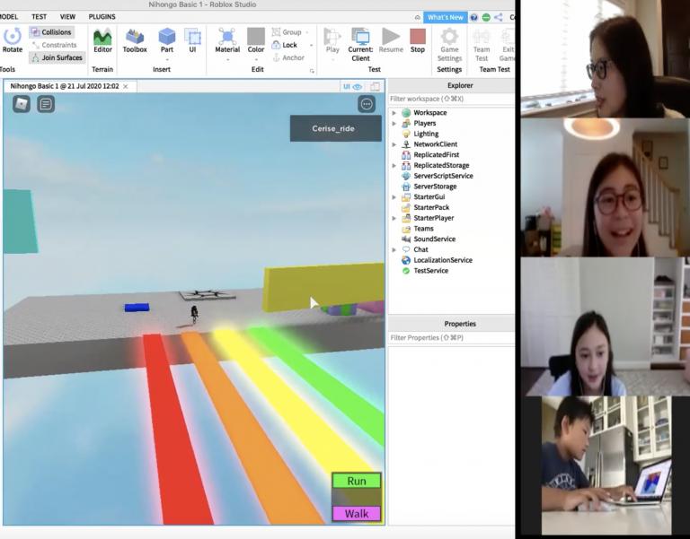 Robox Class Development Software Class -2