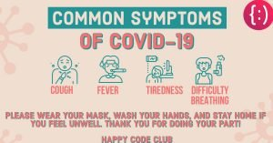 Covid Symptoms Stages